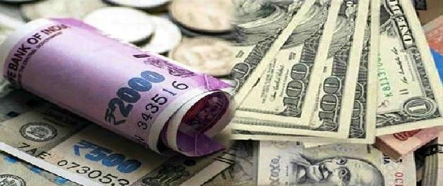 रुपया शुरुआती कारोबार में 16 पैसे गिरकर 72 रुपये प्रति डॉलर पर