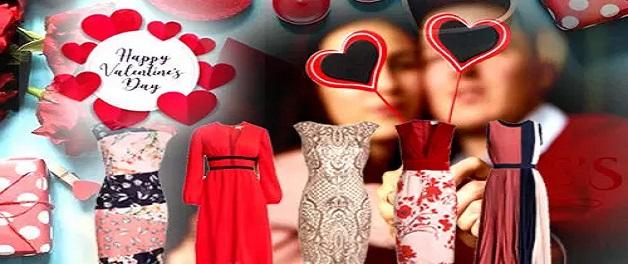 Valentines Day 2020: वेलेंटाइन डे पर इन खूबसूरत ड्रेस ऑप्शन्स से लड़कियां पाएं गॉर्जियस लुक