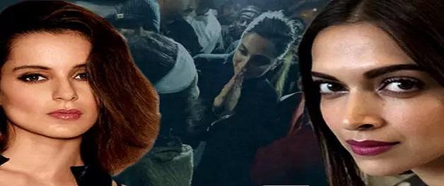 दीपिका पादुकोण के JNU विवाद पर बोलीं कंगना रनौत, 'अगर मैं होती, तो...