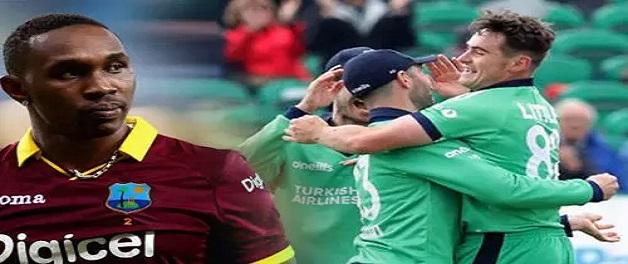 ड्वेन ब्रावो के पास था मौका, नहीं दिला सके वेस्टइंडीज को जीत