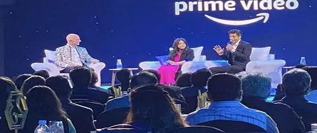 भारत आए जेफ बेजोस को शाहरूख खान ने बताया एक राज, ऑनलाइन अंडरवेयर खरीदने से लगता हैं डर
