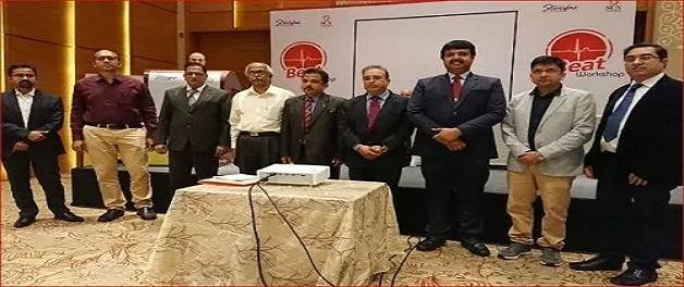 Cardiological Society of India की छग इकाई के पहले अध्यक्ष के रूप में डॉ जावेद अली खान ने लिया शपथ