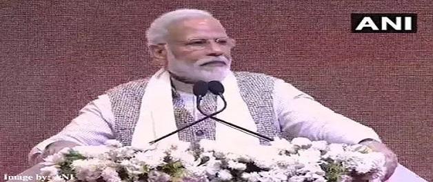 पीएम नरेंद्र मोदी का वाराणसी दौरा : कार्यक्रम को किया संबोधित, जानिए भाषण की अहम बातें