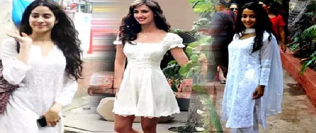 Holi 2020: होली के मौके पर पहने सफेद कपड़े, देखिए इन सेलिब्रिटीज के व्हाइट कलेक्शन