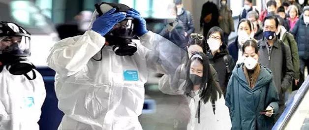 Coronavirus - 40 से ज्यादा देशों फैल चुका कोरोना, चीन के बाद अब साउथ कोरिया में इतने लोग प्रभावित
