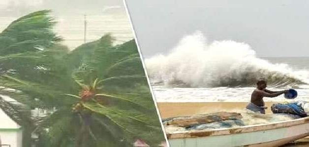 चक्रवाती तूफान अम्फान को लेकर पश्चिम बंगाल और उड़ीसा में हाई अलर्ट, NASA ने जारी की तस्वीरें