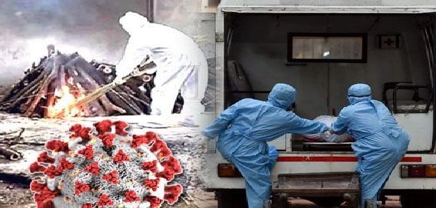 विष्णु के साथ उनकी पूरी टीम मिलकर करती हैं कोरोना से मरने वालों के शव का अंतिम संस्कार