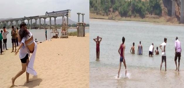 गंगा दशहरा पर नहाने पहुंचे एक ही परिवार के 5 लोग नदी में डूबे, 2 को किया रेसक्यू, 3 अब भी लापता