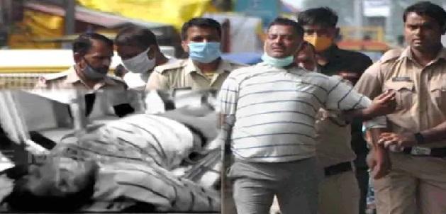 एनकाउंटर में मारा गया गैंगस्टर विकास दुबे, कानपुर मुठभेड़ केस का मुख्य आरोपी था विकास