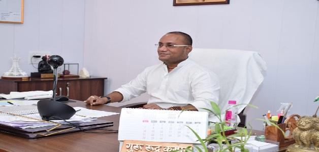 मंत्री गुरु रूद्रकुमार की विशेष पहल, 42 लाख परिवारों को मिलेगा मुफ्त नल कनेक्शन