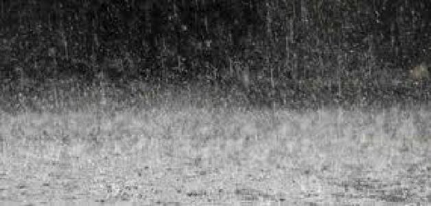 राज्य स्तरीय बाढ़ नियंत्रण कक्ष के अनुसार राज्य में अब तक 666.7 मिमी औसत वर्षा दर्ज