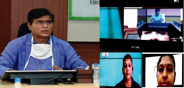 मुख्यमंत्री शहरी स्लम स्वास्थ्य योजना के प्रथम चरण में होगा 60 मोबाइल मेडिकल यूनिट संचालन