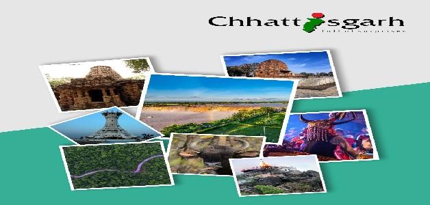 छत्तीसगढ़ में पर्यटन की असीम संभावनाएं, अधिकांश पर्यटन स्थल ग्रामीण इलाकों में स्थित