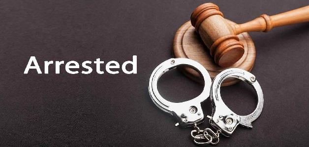 पार्षद व पूर्व नगर पालिका अध्यक्ष प्रत्याशी गिरफ्तार, बन रहे नए गोठान का विरोध करने का आरोप