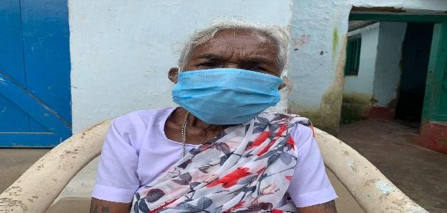 86 वर्षीय पुनई बाई ने मजबूत इरादों से जीती कोरोना से जंग, राज्य सरकार की व्यवस्था की सराह की