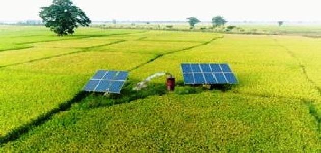 छत्तीसगढ़ में सौर ऊर्जा से ग्रामीण क्षेत्रों में समृद्धि का सफल प्रयास