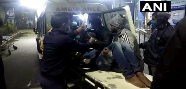 कोहरे के कारण पश्चिम बंगाल में सड़क दुर्घटना, 13 लोगों की मौत के साथ 18 लोग घायल