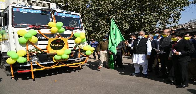 अत्यंत हर्ष की बात है कि अब विदेश में भी चखा जाएगा छत्तीसगढ़ का स्वाद : मुख्यमंत्री भूपेश बघेल