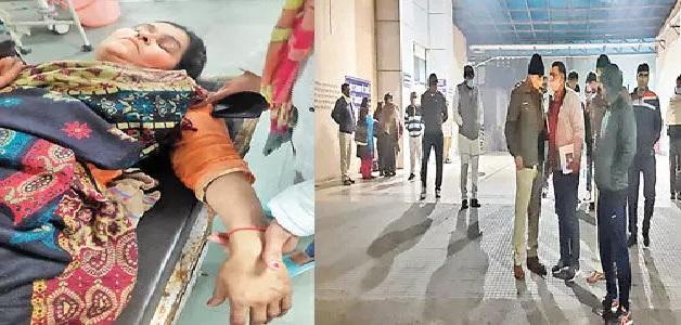 सुनीता हत्याकांड में मृतका के दामाद समेत अन्य पर केस दर्ज, दिल्ली पुलिस का कर्मचारी है आरोपी