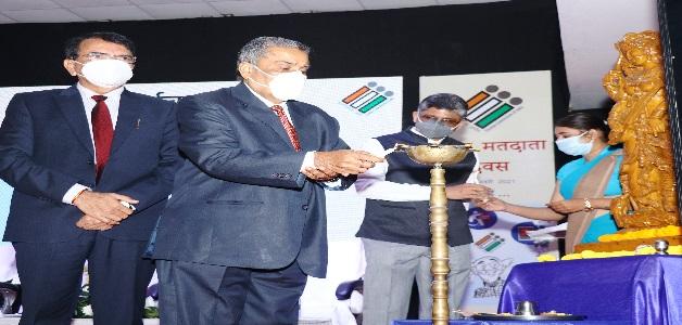 मतदाता अपने मत की कीमत पहचाने और चरित्रवान उम्मीदवार का करें चयन- प्रमुख लोकायुक्त टी.पी.शर्मा