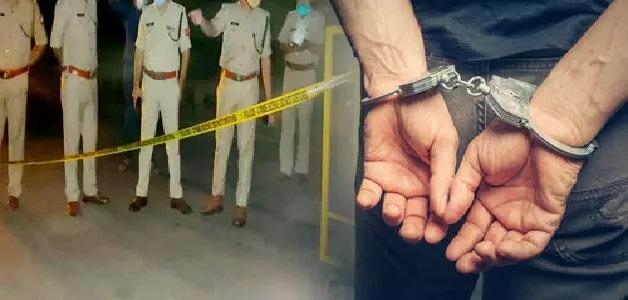 दो दर्जन वारदातों में शामिल रहा बदमाश गिरफ्तार, मुठभेड़ में आरोपी के दोनों पैरों में लगी गोली