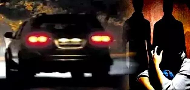 चलती कार में दर्जनों लोगों ने की दरिंदगी, वीडियो बनाकर सोशल मीडिया पर किया वायरल