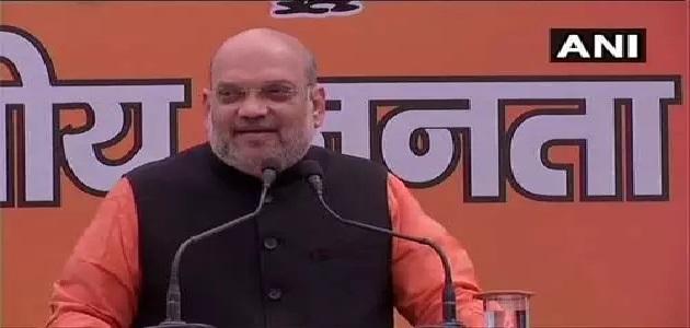 अमित शाह ने PM मोदी के बांग्लादेश दौरे का किया जिक्र, ममता को जवाब देते हुए बोले...