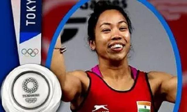 Tokyo Olympics 2021 || वेटलिफ्टिंग में भारत ने 21 साल बाद जीता सिल्वर पदक, PM मोदी ने दी बधाई