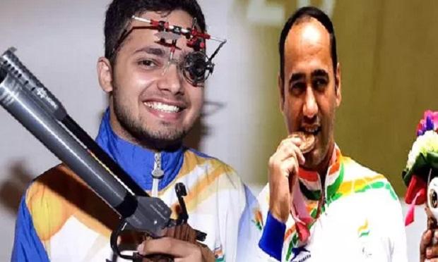 Paralympics Tokyo 2020: भारतीय शूटरों का कमाल, मनीष नरवाल ने गोल्ड तो सिंहराज ने जीता सिल्वर