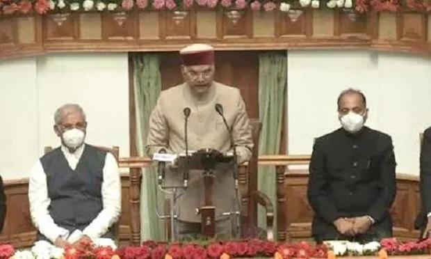 राष्ट्रपति कोविंद ने विधानसभा का विशेष सत्र किया संबोधित