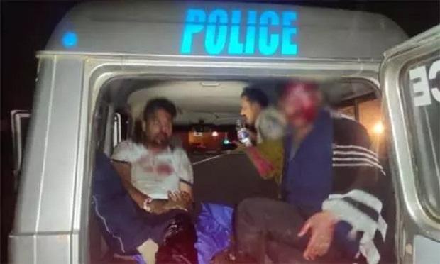 एसआई की मौत, 1 एएसआई व 2 सिपाही जख्मी, आरोपी पकड़कर लौट रही पुलिस गाड़ी दुर्घटनाग्रस्त