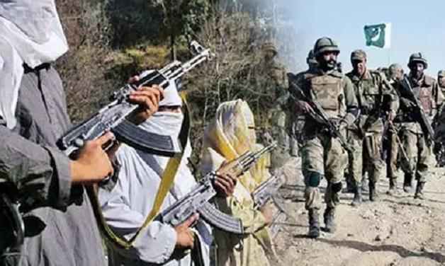 खैबर पख्तूख्वा में टीटीपी आतंकियों का पाकिस्तानी फौज पर हमला, पाक कैप्टन सिकंदर की मौत हुई मौत