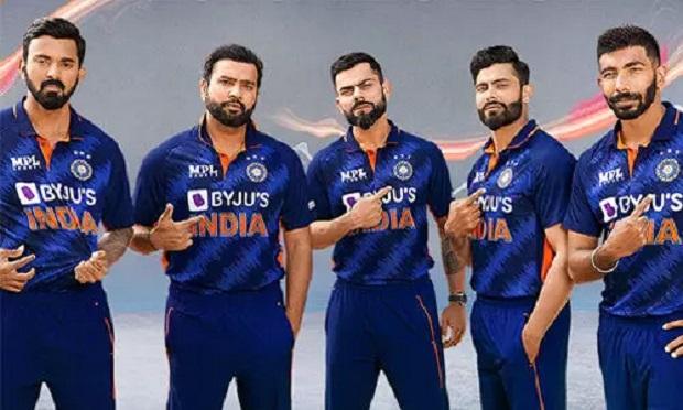 T20 World Cup में नई जर्सी में नजर आएंगे भारतीय टीम के धुरंधर, BCCI ने शेयर की फोटो