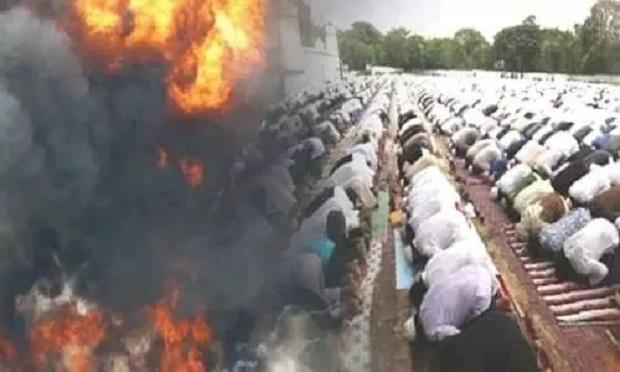 अफगानिस्तान: कंधार की शिया मस्जिद में जुमे की नमाज के दौरान धमाका, 32 की  मौत, 53 से ज्यादा घायल