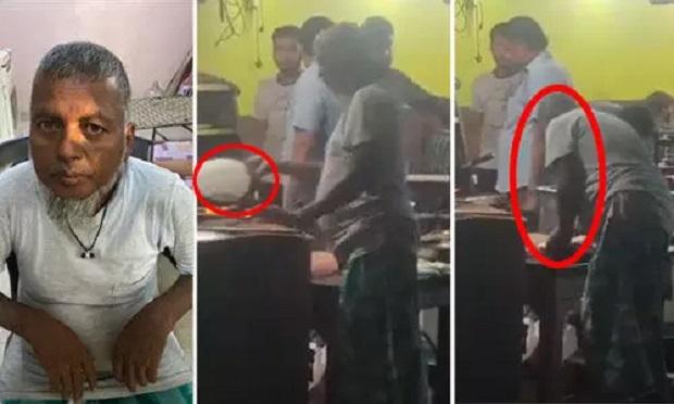 होटल पर थूक लगाकर तंदूरी रोटी बनाता था तमीजुद्दीन, वीडियो वायरल होने पर पुलिस ने किया गिरफ्तार