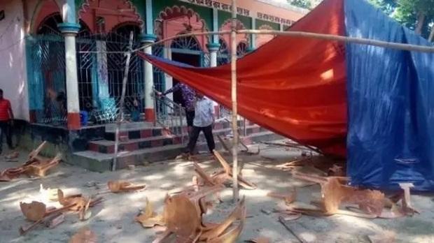 बांग्लादेश में हिंदुओं पर हमला करने वाला मुख्य आरोपी गिरफ्तार, अब तक 71 केस दर्ज
