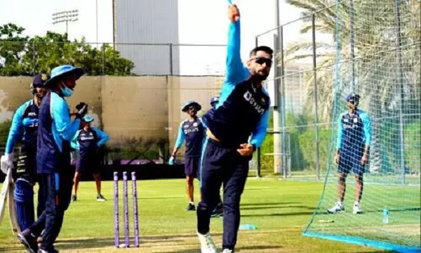 T20 World Cup: जमकर अभ्यास कर रही भारतीय टीम, मेंटर धोनी भी सिखा रहे खेल के गुर