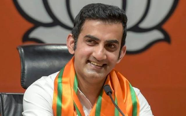 टीम इंडिया के पूर्व क्रिकेटर गौतम गंभीर मौजूदा समय में लोकसभा के सदस्य हैं।