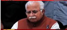 जानिए CM MANOHAR LAL का राजनीतिक सफर