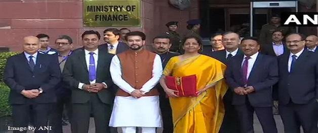 Budget Session 2020 || वित्त मंत्री निर्मला सीतारमण पेश कर रहीं बजट, किसानों के लिए बड़ा ऐलान