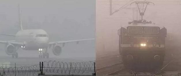 मौसम का मिजाज बदला, Raipur Airport में सुबह से कोई Flight नहीं हुई लैंड